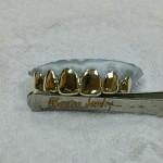 Gold Mouth Grillz